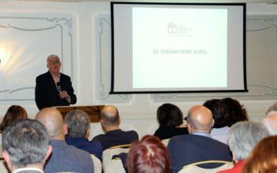 Türkiye Yayıncılar Birliği 22. Genel Kurulu Toplandı