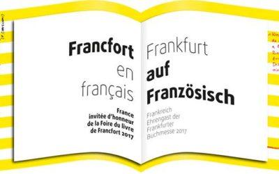 Frankfurt Kitap Fuarı Onur Konuğu Fransa