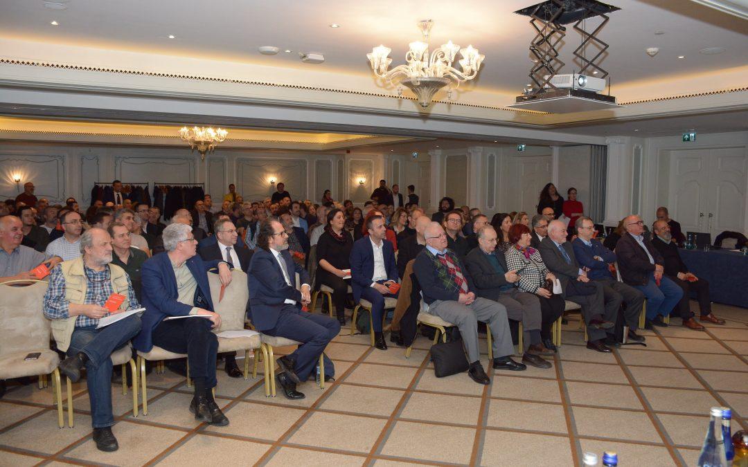 Türkiye Yayıncılar Birliği'nin 23. Olağan Genel Kurulu Toplandı