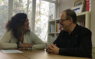 Ebru Şenol – José Borghino Söyleşisi